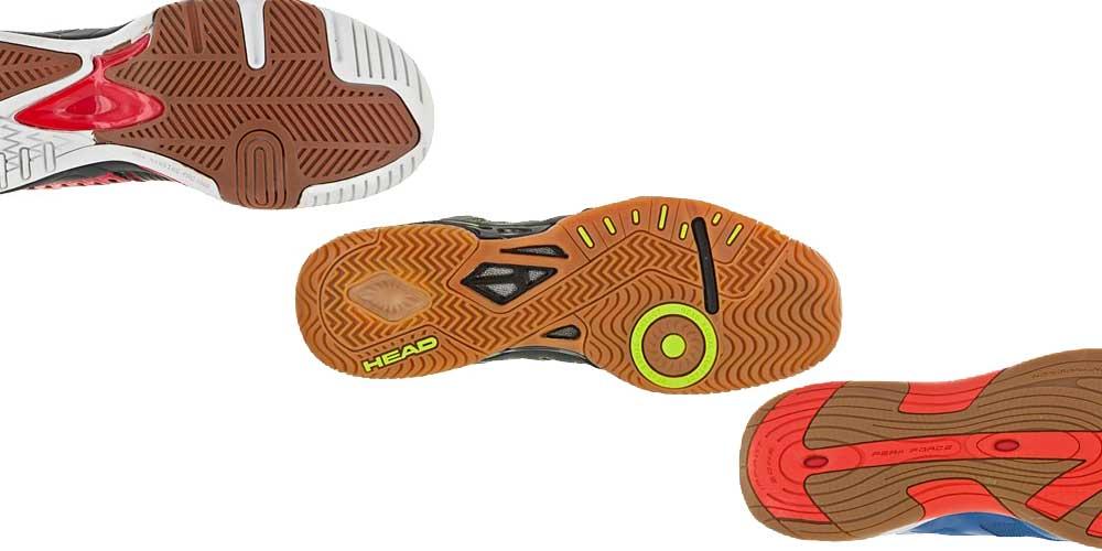 Correct Squash Shoes