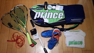 Craig's Squash Bag